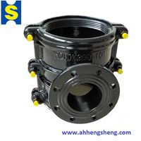 pipe tapping Tee