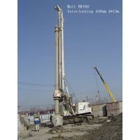 Hot sales deep foundation mait pilling rig hr 180 rotary drilling rig kelly bar, piling equipment sp