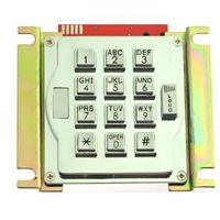 metal 3X4 Jail phone keypad