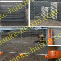 temporary fence system |safety fencing| temporary fence system safety fence industry