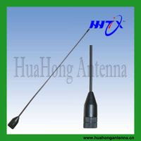 Dual band mobile radio antenna vhf/uhf 144/430MHz 2.15/3dBi 355mm SMA male