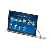 15.6 inch paperless conference with microphone ultra-thin single screen lifter HY-7100/15T