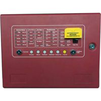 Haisheng 4 zone gas extinguisher control panel HS-CM1004