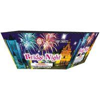 Fireworks-cake