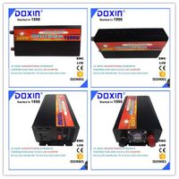 DC to AC 12v 220v 1200W Solar Power Inverter with High capacity Modified Sine Wave Inverter