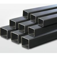 Square Black Steel Pipes
