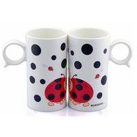 MUGKISS Q-Size Color Changing Pair Mugs