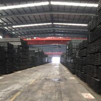 Hollow steel section profile square tube and rectangular pipe profile