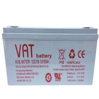 12v100ah sealed lead acid battery ups eps battery