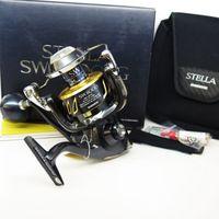 Shimano Stella 5000-SWBXG Saltwater Spinning Reel