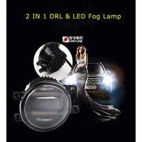 LED Lamp Type and 12V Voltage Toyota Corolla Altis 2016 fog light