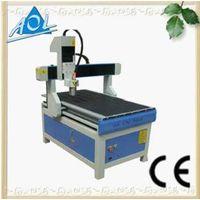Plastic/Wood/ MDF/Plexiglas/Organic/Acrylic Mini CNC router price AOL-6090 thumbnail image