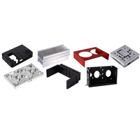 Various die casting metal parts