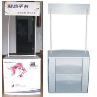 PP promotional counter,plastic promotional counter,promotional counter display