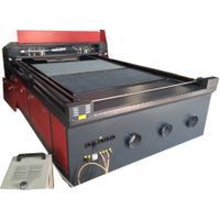 large size mdf plywood wood acrylic 1325 laser engraving machine price thumbnail image