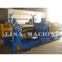 rubber open mixing mill