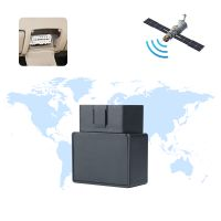 AODIHENG products mini obd gps car data fuel capacity tracker engine real time obd gps tracker