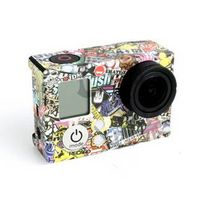 Sport Camera Colorful Sticker for GoPro Hero 4/3+/3 -BC140