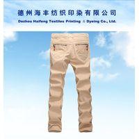 100% cotton mens trousers,long pants thumbnail image