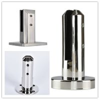 high Quality Glass Railing Accessories 304.316 Stainless Steel Glass Clip