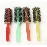 Styling Tangles-free cheap detangling plastic hair brushes