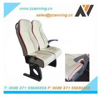 luxury bus seat for yutong kinglong higer