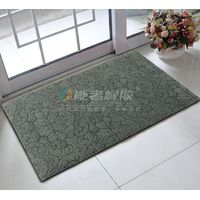 printed rubber welcome mats for front door