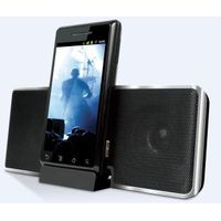 Bluetooth speaker with Functions:SD Card,USB flash,FM,AUX. thumbnail image