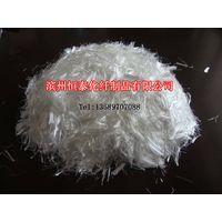 concrete fiber- polyester