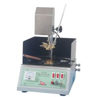 Semi-automatic Pensky-Martens Closed-Cup flash point tester
