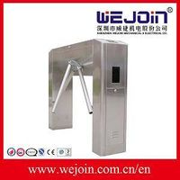 Security Pedestrian Box Integrated Tripod Turnstile