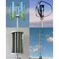 Vertical Axis Wind Generator (VAWT) from 50W to 50KW thumbnail image