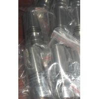 Domeless Titanium female Nail with Wax Dabber, fits 18 mm male downstem