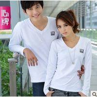Couple long sleeve T Shirt 2011 new arrival autumn clothing Corea L323 thumbnail image