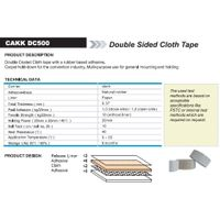Double Side Cloth Tape (CAKK DC500)