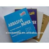 electro coated silicon carbide water proof abrasive paper thumbnail image