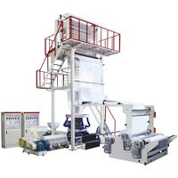 ABA three layers film blowing machine