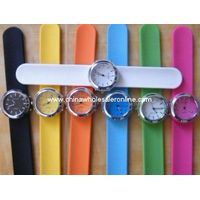 Silicon Slap Watch for The Kids Gifts