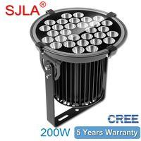 IP65 Led Stadium light Industrial High power floodlight 100W 200W Projection spotlight thumbnail image