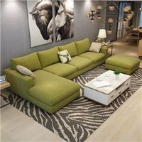 Fabric Sofa Sets Couch Living Room Sofas Modern Sofa Luxury Furniture thumbnail image