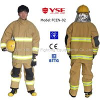 fireman safety suit