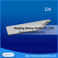 Tungsten Carbide ZUND Z26 Cutter Blade For Leather Textile Industry thumbnail image