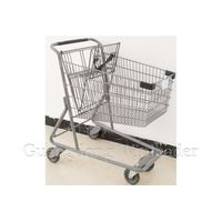 YLD-MT100-2F American Shopping Cart American Style Shopping Cart, American Shopping Cart, American S