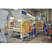QFT 9-18 concrete block machine