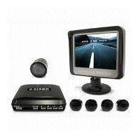 """Wireless Video Parking Sensor with 3.5"""" TFT-LCD Screen"""