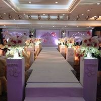 Beige carpet exhibition for stands, aisle, events, marquee, show, party