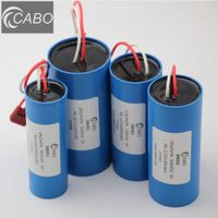 CABO MKMJ-MD series AED capacitors for medical devices components of cardiac defibrillator