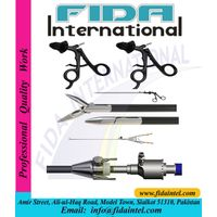 Laparoscopic Grasper Scissor Laparoscopic Needle Holder Surgical Endoscopy Instruments