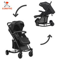 Baby Bassinet Stroller with Cradle