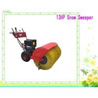New Model Snow Sweeper